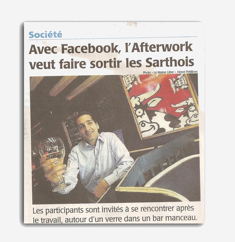 Revue de presse lemans afterwork for Revue de www houseplans com