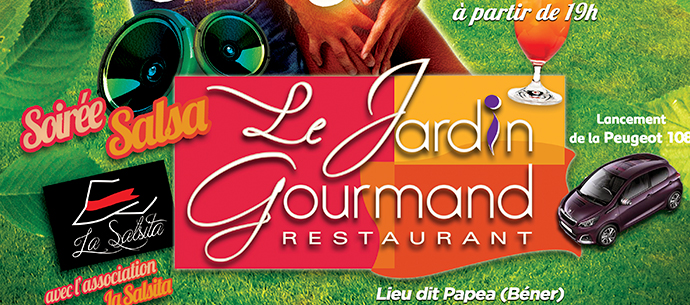 Le Jardin Gourmand Lemans Afterwork