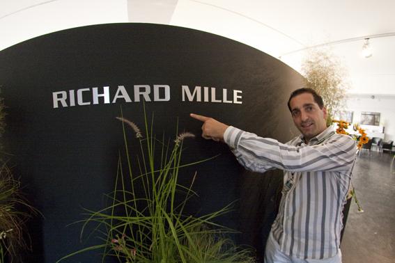 LE MANS CLASSIC 2008 / Richard Mille
