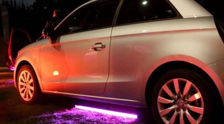 Lancement de la Nouvelle Audi A1