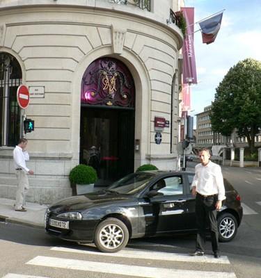 LE MANS CLASSIC 2008 / Richard Mille (suite)