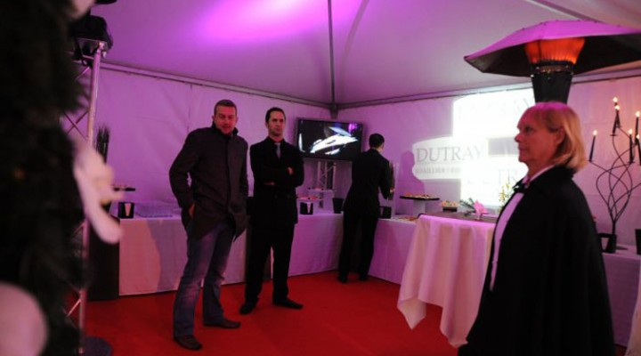 Inauguration Bijouterie Dutray