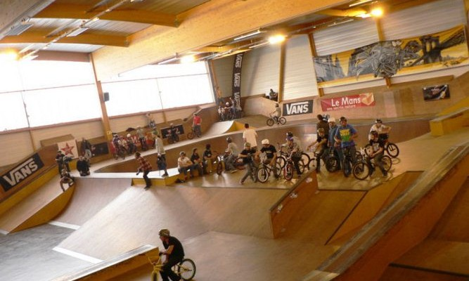 Friendly BMX Contest