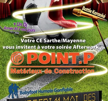 Soirée Point P – Le Mans