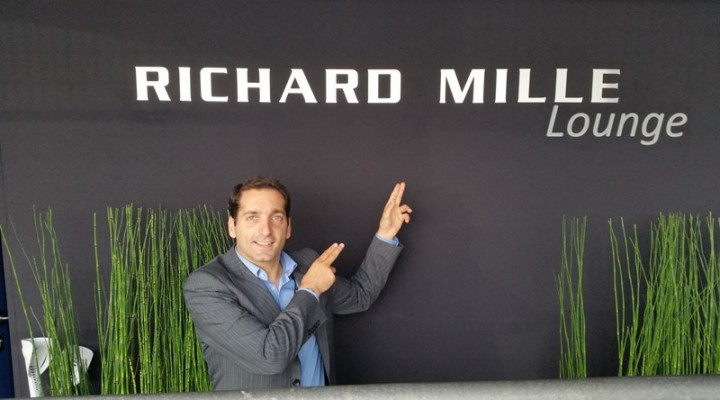 Le Mans Classic 2014 – Richard Mille