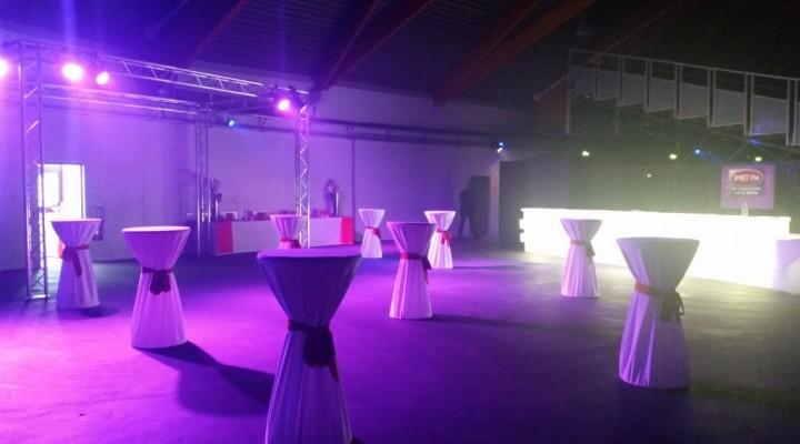 Espace VIP Sweet FM Live 2015