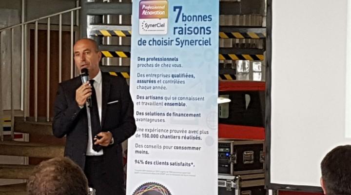 Réunion régionale Synerciel Rennes