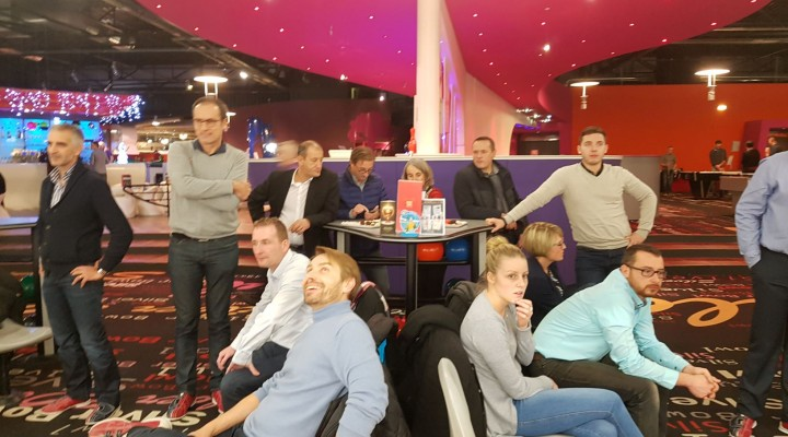 Réunion Commercial Bowling Angers