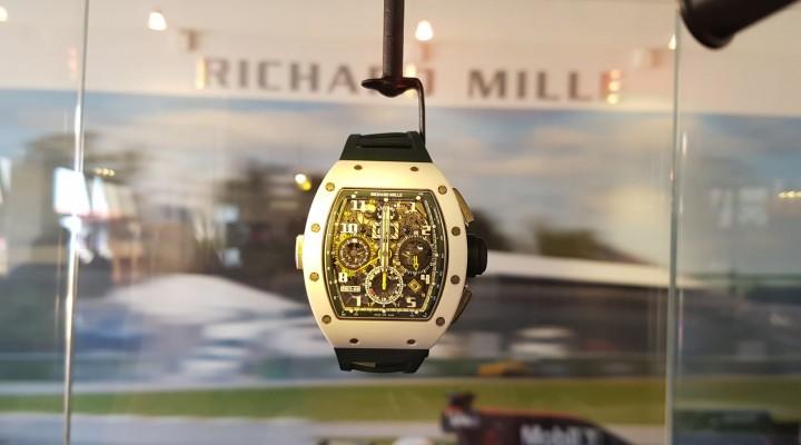 Le Mans Classic 2016 – Richard Mille