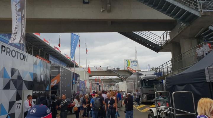 Journée 24 heures du Mans Iliane